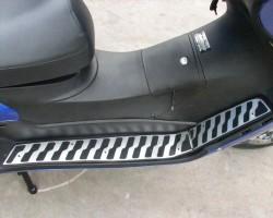 Aluminum Footplate