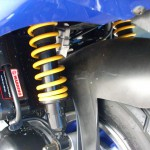 Rear Double Shock Absorber